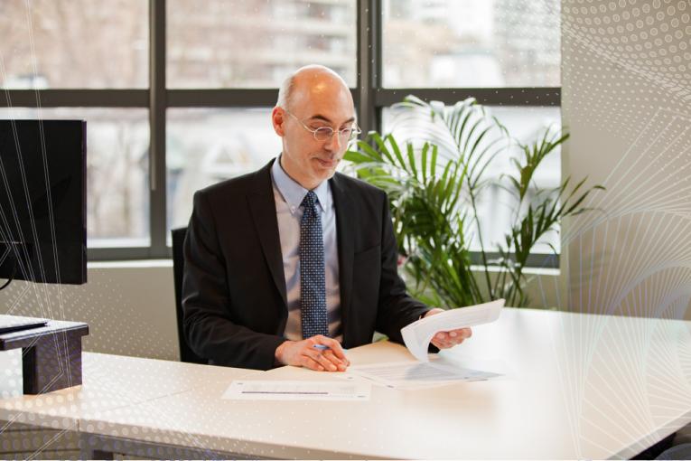 Dr Robert Bissonnette dirige les études multicentriques en dermatologie